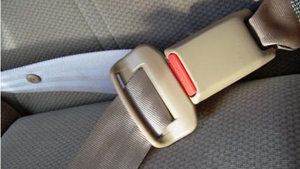 El buen uso del cinturón de seguridad