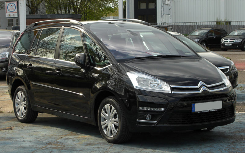 Citroen C4 Grand Picasso 7 plazas